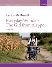 Mcdowall Everyday Wonders The Girl From Aleppo Vsc Sheet Music
