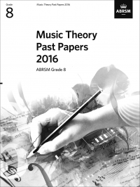 ABRSM 2016 Theory Papers