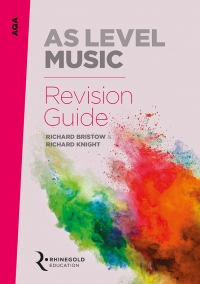 Aqa As Level Music Revision Guide Bristow Knight Sheet Music