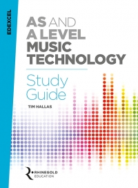 Edexcel As & A Level Music Technology Study Guide Sheet Music