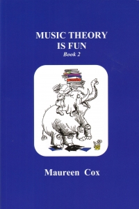 Music Theory Is Fun Book 2 Cox Revised Sheet Music