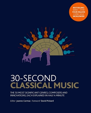 30 Second Classical Music Cormac Sheet Music