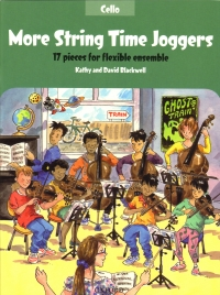 More String Time Joggers Blackwell Cello Sheet Music